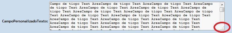 Cómo redimensionar un TextArea en HTML