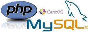 php-mysql-centos-logo