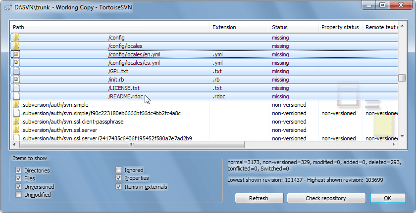 SVN-Resolve_Missing_files_02