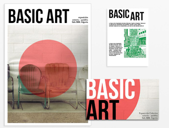 Basic Art – Poster – Brochure – Flyer