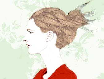 Marie Illustration