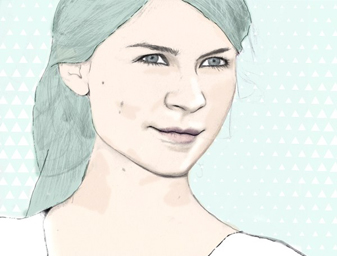 Clemence Illustration
