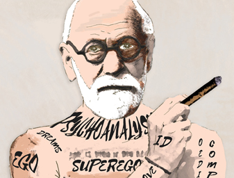 Freud Illustration