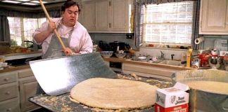 """La extraña forma de cocinar de Buck. """"Solos con nuestro tío"""" (""""Uncle Buck"""", 1989)"""