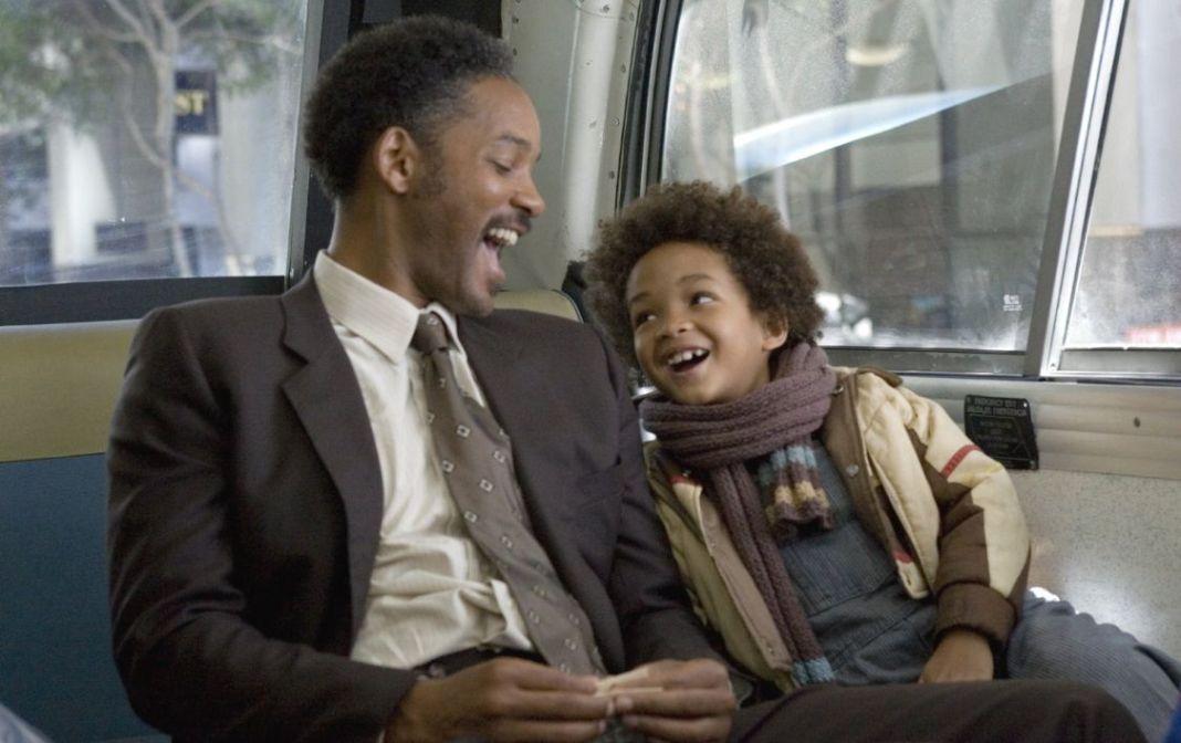 Will Smith y su hijo