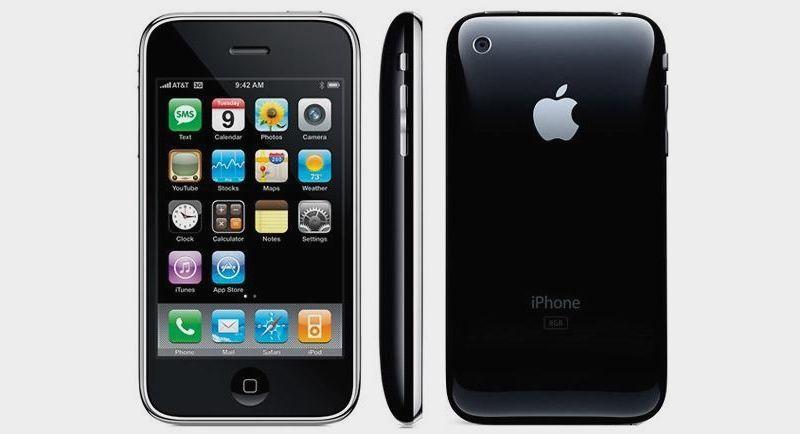 Ya tenemos un iPhone 3G