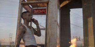 """Fotograma del videoclip """"Payphone"""" de Maroon 5"""