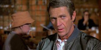 """Steve McQueen en """"Cazador a Sueldo"""""""