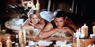 "Amor Loco, con Drew Barrymore y Chris O'Donell. ""Amor Loco"" (""Mad Love"", 1995)"