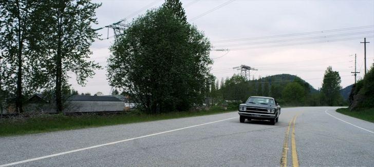 Plymouth GTX de 1968 en