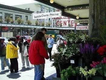 El mercado de Pike Place