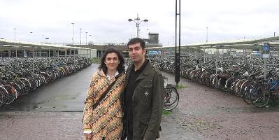 Es bien conocida la devoción de la gente de los Países Bajos a moverse en bicicleta