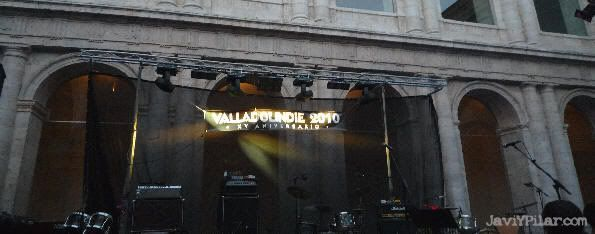 Clausura del Valladolindie 2010