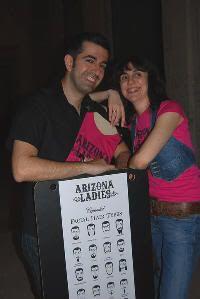 Camisetas de Arizona Ladies. Museo Patio Herreriano. Valladolid