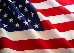 Bandera de los Estados Unidos de América