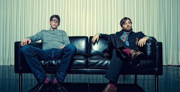 Black Keys. Turn Blue