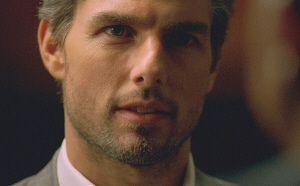 "Tom Cruise en ""Collateral"" (2004)"