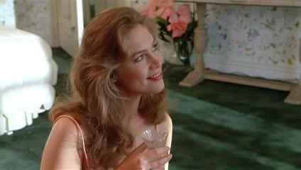 """La guapa Kathleen Turner en """"Un genio con dos cerebros"""" (""""A man with two brains"""", 1983)"""
