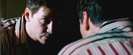 """Keanu Reeves en """"Dueños de la calle"""" (""""Street Kings"""", 2008)"""