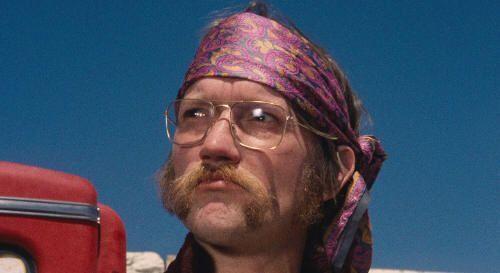 "Hippy en ""Easy Rider (Buscando mi destino)"" (1969)"