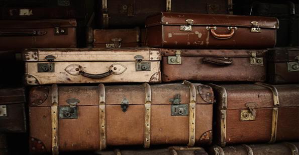 Haciendo el equipaje...otra vez