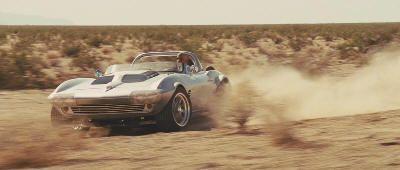 Corvette modificado en Fast Five