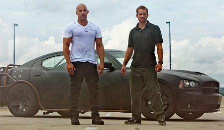 El Dodge Charger modificado de Fast Five