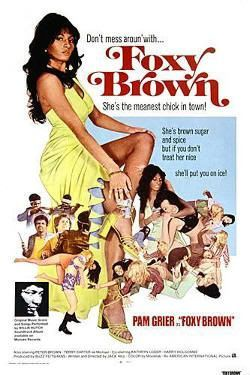 Foxy Brown, con Pam Grier