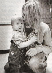 Frances Bean, hija de Kurt Cobain