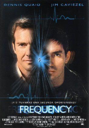 """Cartel de """"Frequency"""" (2000)"""