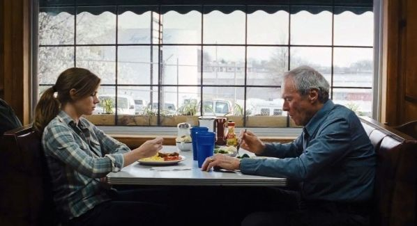 Amy Adams y Clint Eastwood en