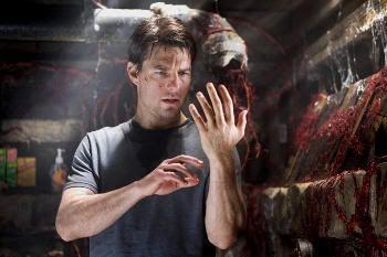 """Tom Cruise en """"La Guerra de los Mundos"""" (""""War of the Worlds"""",2005)"""