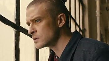 "Justin Timberlake en ""In Time"" (2011)"