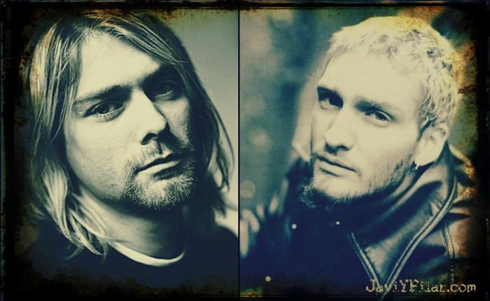 Fecha fatídica: Kurt Cobain (NIRVANA) y Layne Staley (ALICE IN CHAINS) murieron el 5 de abril.