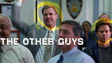 "Will Ferrell en ""Los Otros Dos"" (""The Other Guys"", 2010)"
