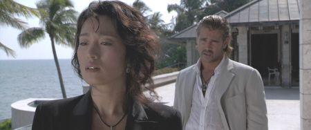 """Gong Li en """"Corrupción en Miami"""" (""""Miami Vice"""", 2006)"""