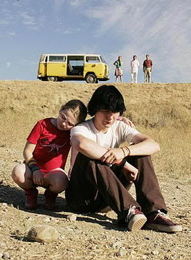 """Pequeña Miss Sunshine"" (""Little Miss Sunshine"", 2006)"