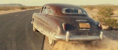 """El coche de """"En La Carretera"""" (""""On The Road"""", 2012)"""