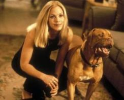 "Maria Bello en ""Payback"" (1999)"