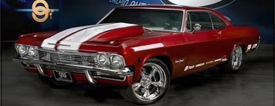 Chevrolet Impala del '65 en