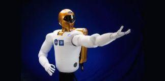 Robonaut, el robot espacial que se comunica por twitter