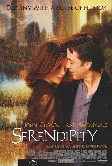 "Cartel de ""Serendipity"" (2001)"