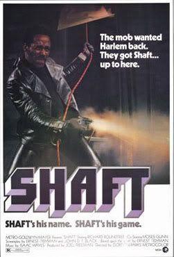 Shaft, la más famosa película blaxploitation