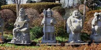 Los siete dioses de la fortuna o la felicidad