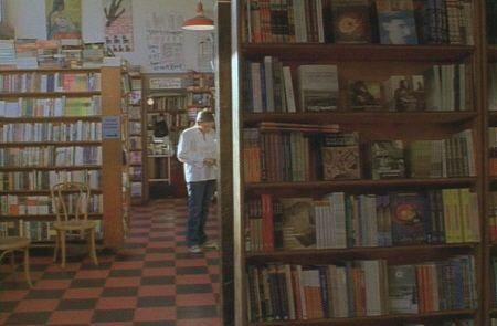 """Librería City Lights de San Francisco en """"Wildflowers"""" (1999)"""