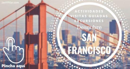 Descubre San Francisco con las mejores experiencias, excursiones y visitas guiadas