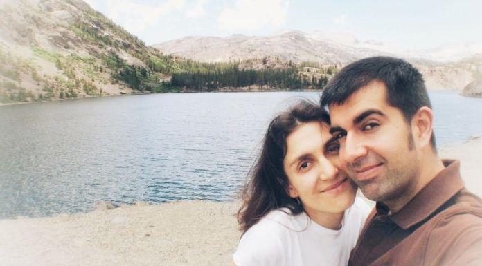 La mítica foto de JaviYPilar.com (Yosemite, agosto de 2008)