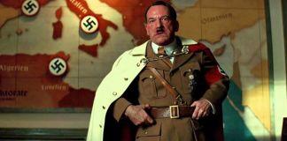 """Un ridículo Hitler en """"Malditos Bastardos"""" (""""Inglourious Basterds"""", 2009), de Quentin Tarantino"""