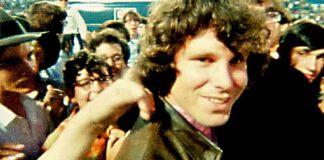 "Jim Morrison en el Hollywood Bowl. Documental de Tom Dicillo ""When You're Strange"""