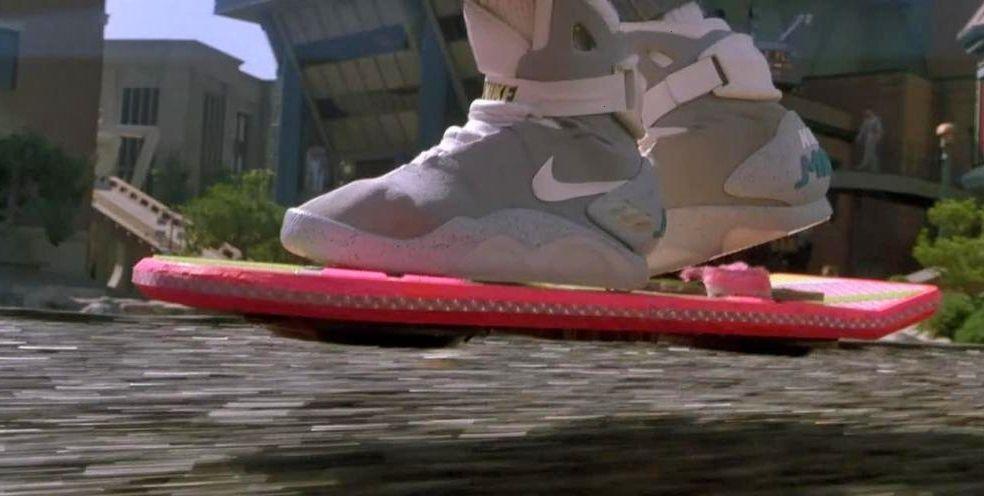 Nike Air MAG, las zapatillas NIKE con
